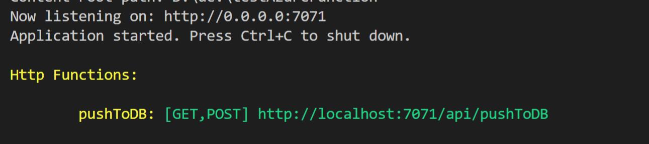 local-server